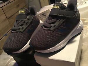 New Infants Adidas Duramo 91 Toddler Boy's Sneaker shoes Size 5k