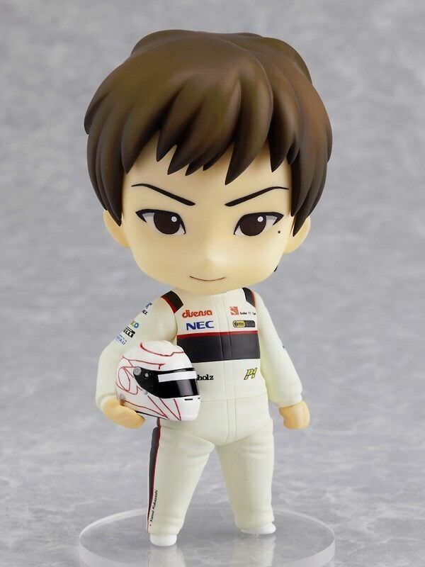 Nendgoldid 228 228 228 Kamui Kobayashi Ganbare Japan Ver. Figure Good Smile Company NEW 5091ce