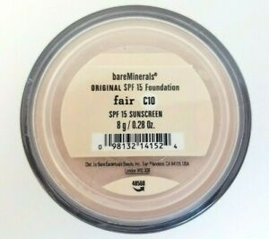 Bareminerals-FAIR-C10-Finishing-Face-Powder-8g-Full-Size-XL-US-Seller