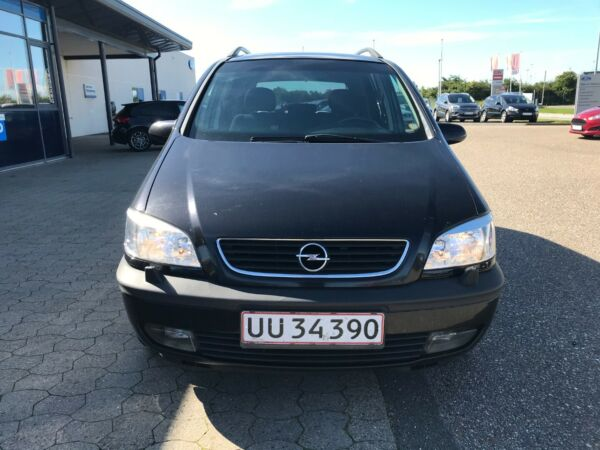 Opel Zafira 1,8 16V Comfort aut. - billede 1