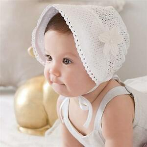 8d9a43bb868cb Image is loading Girl-Infant-Baby-Newborn-Kids-Bucket-Hat-Beanie-