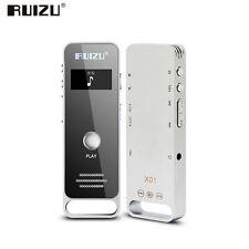 Ruizu X01 Flac Lossless Hifi Digital Portable MP3 Music Player 8G With Headphone