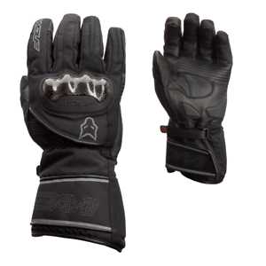 Wolf Fortitude Ce Men S Waterproof Sports Touring Motorcycle Gloves Ebay