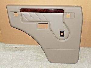 94-99-LAND-ROVER-DISCOVERY-1-LE-LEFT-REAR-DOOR-TRIM-PANEL-BAHAMA-BEIGE-ONLY-36K