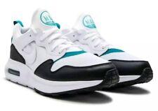 quality design 63e8f 1c44d  110 Nike Air Max Prime Running Shoes Men s Sz 11.5 White Black Green 876068