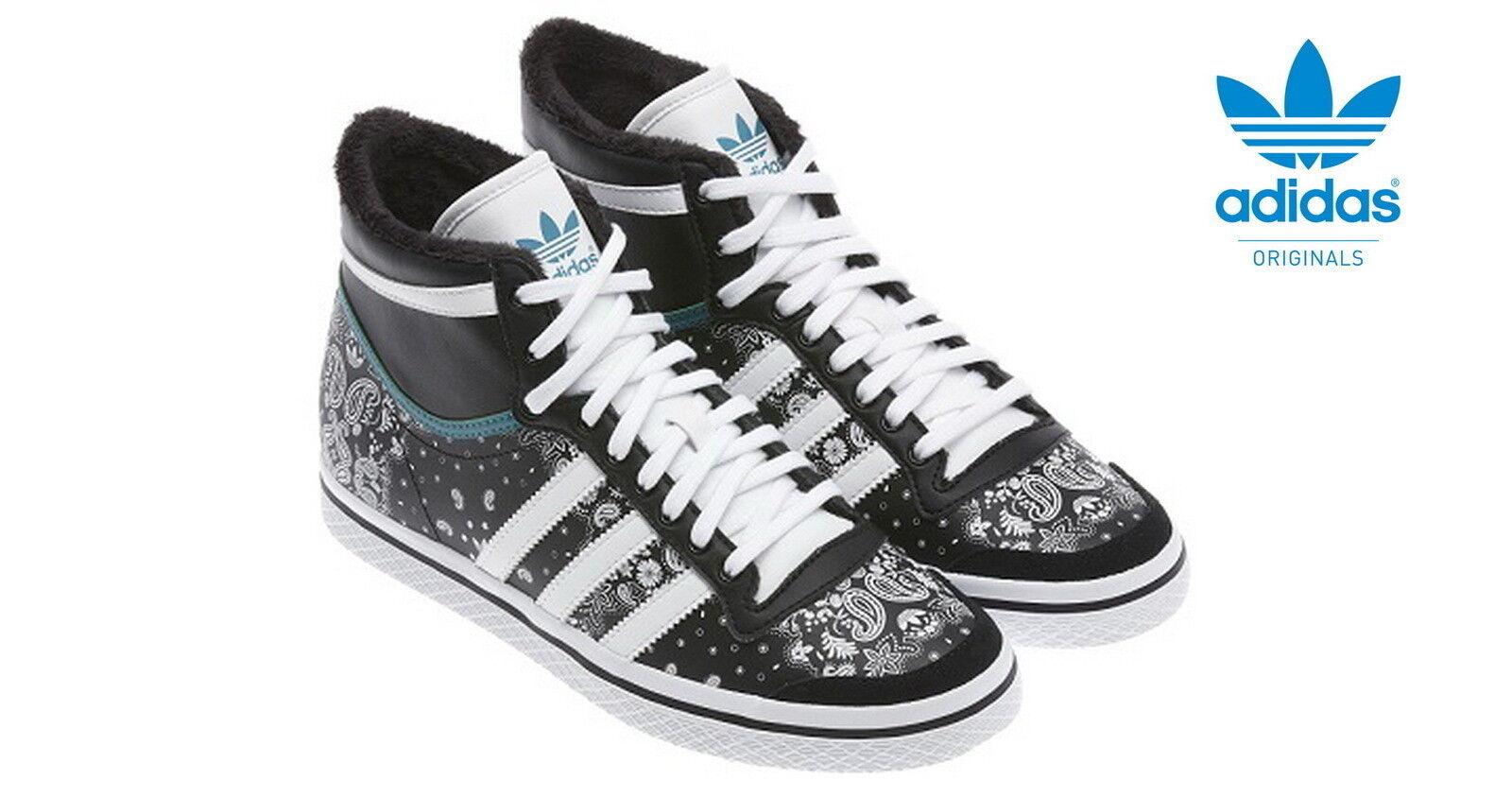 Adidas Top Ten Hi Originals Damen Turnschuhe Turnschuhe G95446 Neues Design