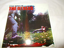 "OTHERS - STAN BOWLES / THIS IS FOR THE POOR  -  UK 7""PIC/SLV VINYL - QPR - INDIE"