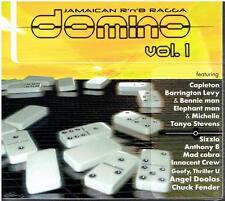 Various Artists – Domino Vol.1 (+ Sizzla, Beenie Man) Jamaican R'n'B Ragga