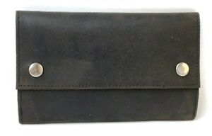 Quality Full Grain Nu-buck Cow Hide Leather Tobacco Pouch. Style: 12048 728360252524