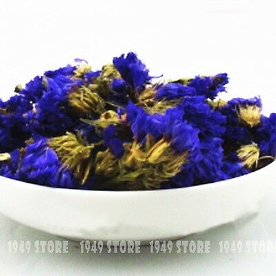 Scented Tea Organic Dried Loose Blue Forget Me Healthy Beauty Herbal Tea 50g