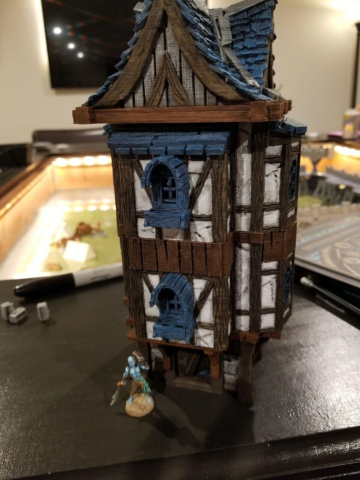 Dungeons e Dragons Inn 3 Pavimenti