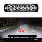 18W Spot LED Light Work Bar Lamp Driving Fog Offroad SUV 4WD Auto Car Boat Truck