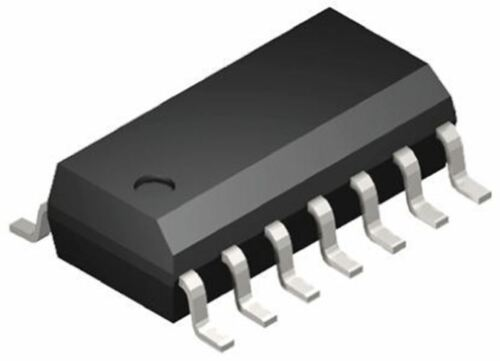 OP AMP Texas Instruments OPA1654AID 4.5 â??? 36 V 18MHz 14-Pin Soic