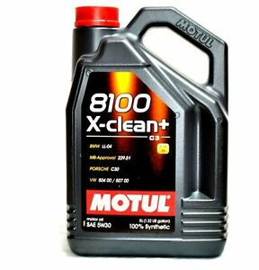 motul 8100 x clean 5w 30 c3 high performance fully. Black Bedroom Furniture Sets. Home Design Ideas