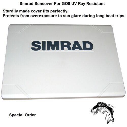 Simrad UV Ray Résistant Suncover pour GO9 Protège De surexposition à l/'éblouissement du Soleil