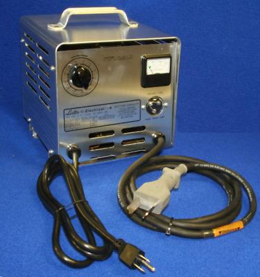 Lester Electrical 09611 01 Charger 36V 25A Manual EBay