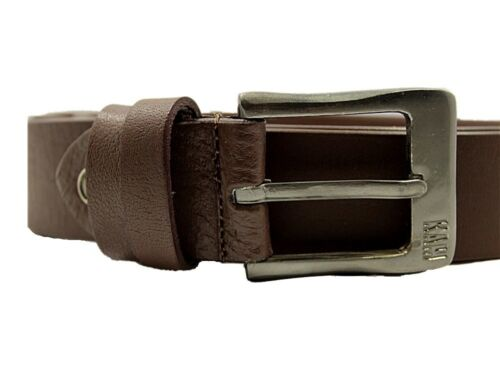MENS BRAND NEW BIG KING SIZE BELTS FAUX LEATHER IN BLACK /& BROWN DESIGNER 40-66