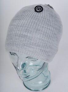 9e5557bf0f0c4 2018 NWT BOYS VOLCOM VS BEANIE $32 O/S heather grey fleece lined | eBay