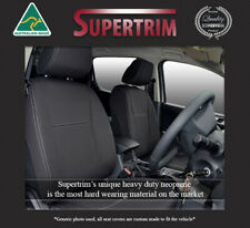 Premium neoprene waterproof front seat covers Toyota Prado 120 Series 03-09