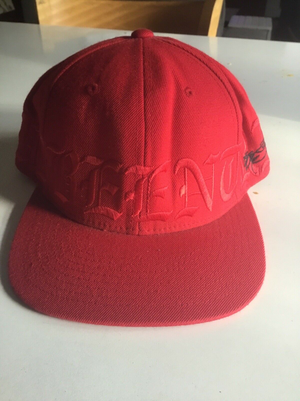 Been Trill x SSUR snapback RED - image 5