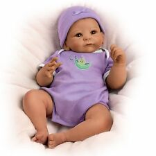 """17"""" Tasha Edenholm Sweet Pea So Truly Real Weighted Baby Doll by The Ashton-Drak"""