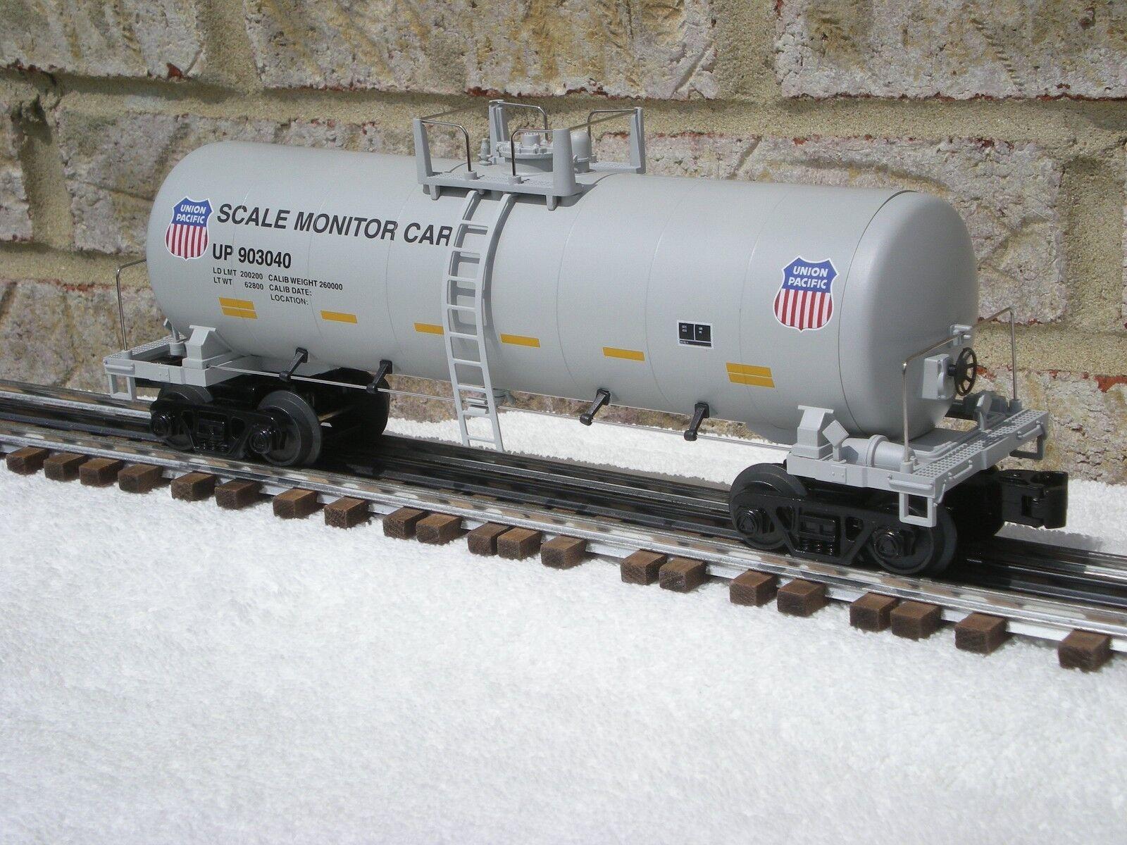 MTH Railre Union Pacific UP Modern Tank auto  nuovo
