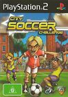 PLAYSTATION 2 CITY SOCCER CHALLENGE PS2 GAME