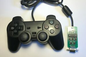 Cyclone-RX-Playstation-Adapter-for-C64-C128-INCLUDES-GAMEPAD