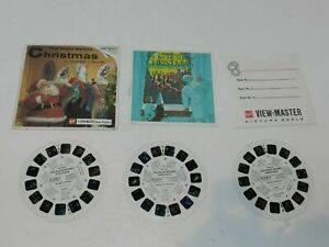 The-Night-Before-Christmas-View-Master-3-Reel-Packet-Set-B382-GAF