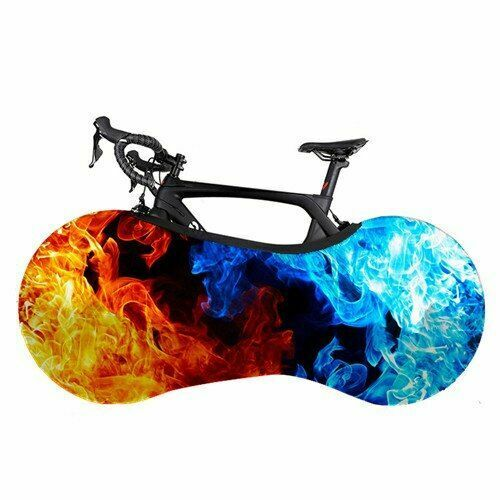 Bike Protector Cover Road Bicycle Accessories Anti Dust Wheels Frame Bag Sport