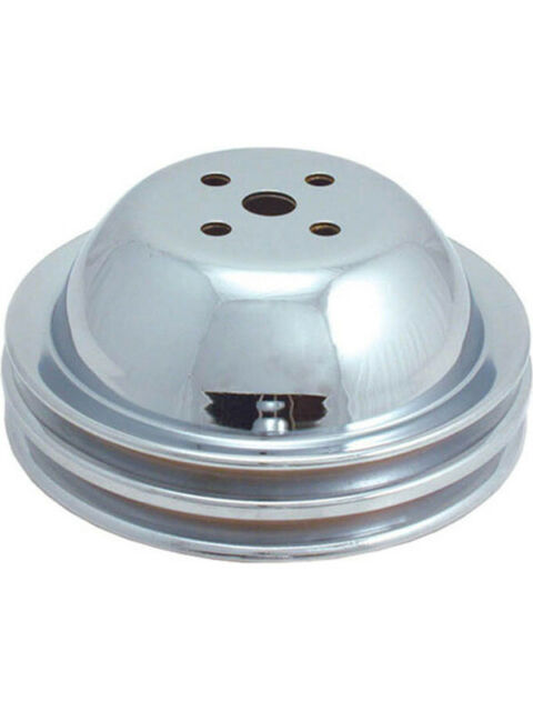 Spectre Water Pump Pulley FOR GMC C25/C2500 SUBURBAN 396 V8 CARB (4458)