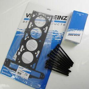 Zylinderkopfdichtung-Schrauben-REINZ-Opel-2-2l-Z22SE