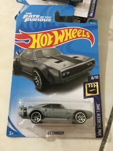 Hot-wheels-Hotwheels-Fast-and-furious-Ice-Charger-2018-NEW