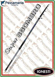 Canna-Ignesti-Super-Sgombro-bolentino-medio-50-150-gr-vette-intercambiabili