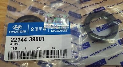 Camshaft Seal Front Oil For 99-10 Kia Hyundai 2.5L 2.7L 3.0L 3.5L V6 Santa Fe