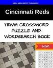 Cincinnati Reds Trivia Crossword Puzzle and Word Search Book by Mega Media Depot (Paperback / softback, 2016)