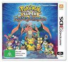 Pokemon Super Mystery Dungeon Nintendo 3ds 2016