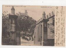Entrada Para O Parque Do Castello de Pena Cintra Portugal 1912 Postcard 439b