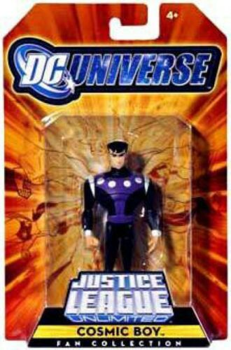 DC Universe Justice League Unlimited Fan Collection Cosmic Boy Action Figure