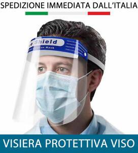 1-PZ-VISIERA-PROTETTIVA-VISO-SANITARIA-ROBUSTA-ANTIAPPANNAMENTO-TRASPARENTE