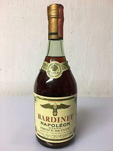 Bardinet-Napoleon-French-Brandy-VSOP-Bordeaux-75cl-40-Vol-Vintage