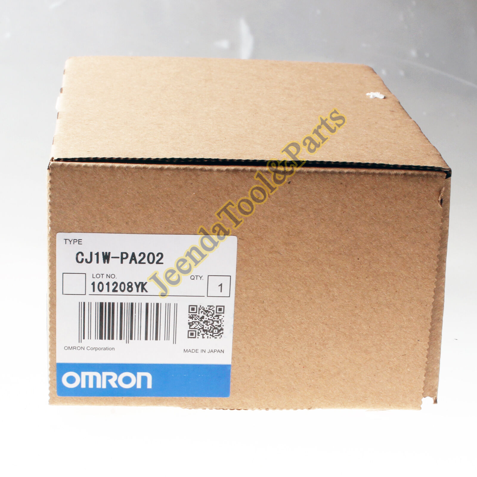 New In Box OMRON  Processor  CJ1W-PA202 PLC Power Supply Unit Module