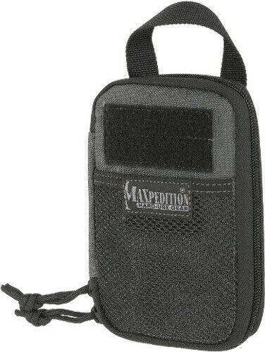 NIB Maxpedition Mini Pocket Organizer 0259W Main compartment measures
