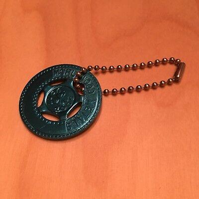 Custom Metal Typer Identification Good Luck Medal Token Coin Vintage