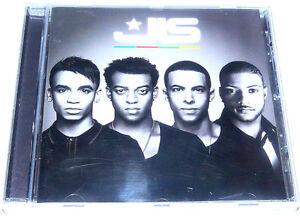 JLS-auto-titulado-CD-ALBUM-2009