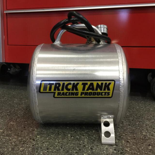 "11"" Long Compact & Portable 3.5 Gallon Aluminum Air Tank by Trick Tank: PW9508"