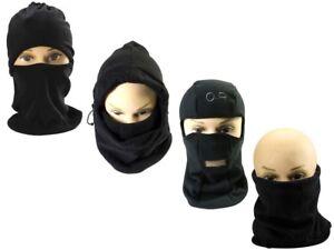 Winter-Sport-Thermal-Polar-Fleece-Scarf-Snood-Neck-Warmer-Motorbike-Face-Mask