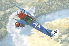 Fokker D.VII Early    German Biplane          world war 1         1/72 Roden