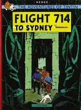The Adventures of Tintin Original Classic: Flight 714 to Sydney by Hergé...