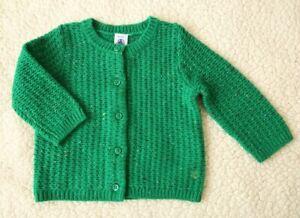 TiaoBug Unisex Baby Strickjacke Cardigan Vorne Gekn/öpft Strickjanker J/äckchen Jacket Kinder Herbst Winter Mantel f/ür M/ädchen Jungen